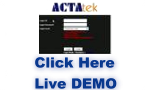 ACTAtek On-line Live Demo